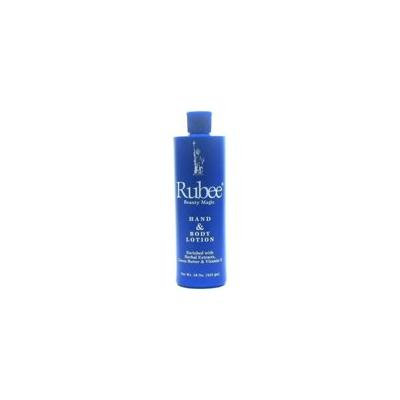 3 Pack - Rubee Hand & Body Lotion 16 oz