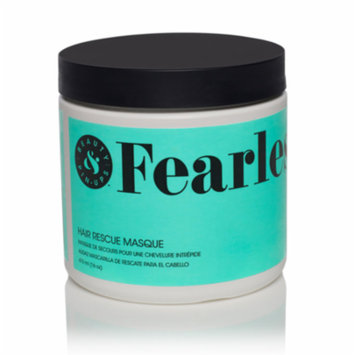 Beauty & Pin-Ups Fearless Hair Rescue Masque, 16 oz.