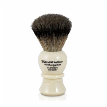 Pure Badger Shaving Brush - Medium Handle