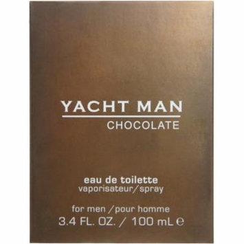 YACHT Man Chocolate Eau De Toilette Spray