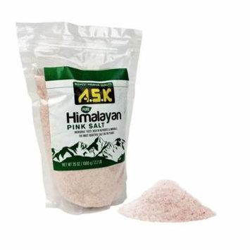 ASK Himalayan Pink Salt Fine