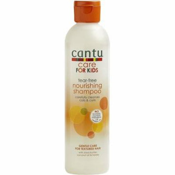2 Pack - Cantu Care for Kids Tear-Free Nourishing Shampoo 8 oz