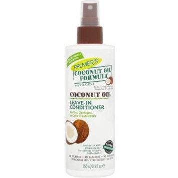4 Pack - Palmer's Coconut Oil Formula Leave-in Conditioner, Coconut Oil 8.5 oz