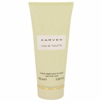 Carven Women's Body Cream 3.3 Oz