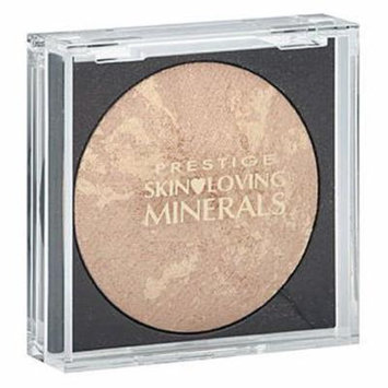 Prestige Cosmetics, Sun Baked Mineral Bronzing Powder, Pure Shimmer, .28 oz (pack of 2)
