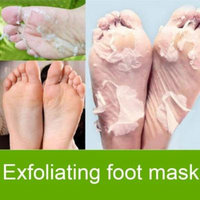 Foot Peeling Renewal Mask Exfoliating Mask Remove Hard Dead Skin Cuticle Heel 1 Pair DEYAD