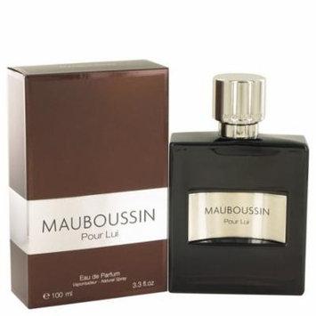 Mauboussin Men's Eau De Parfum Spray 3.3 Oz