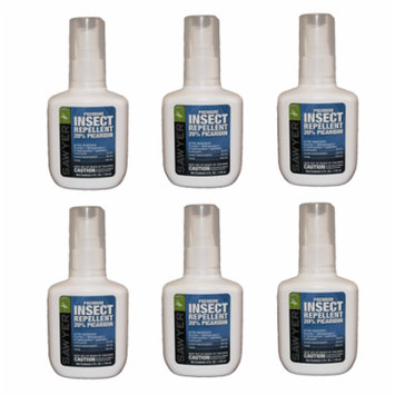 Sawyer Fisherman's Formula Picaridin Insect Repellent Lotion 4-ounce Bottle (6-Pack)