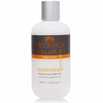 4 Pack - Frederick Benjamin Natural Hydrating Moisturizing Conditioner, Cools and Invigorates Hair for Itch-Free Scalp 8
