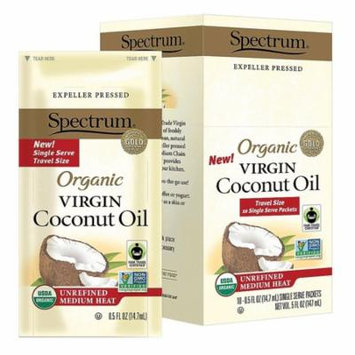 Hain Celestial Group Spectrum Coconut Oil, 0.5 oz