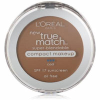 L'Oreal True Match Super-Blendable Compact Makeup, Soft Sable [C6], 0.30 oz