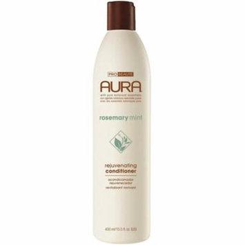 4 Pack - Aura Rejuvenating Conditioner, Rosemary Mint 13.5 oz