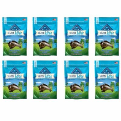 Blue Buffalo BLUE Bits for Dogs Chicken Flavor 8 Pack