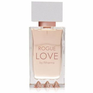 3 Pack - Rihanna Rogue Love Eau de Parfums for Women 4.2 oz