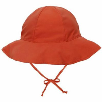 UPF 50+ UV Ray Sun Protection Wide Brim Baby Sun Hat,Orange,2-4 Years