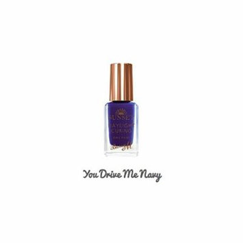 Barry M Cosmetics Sunset Nail Paint, You Drive Me Navy