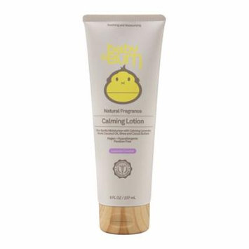 Sun Bum Baby Bum Calming Lotion Natural Fragrance 237ml/8oz