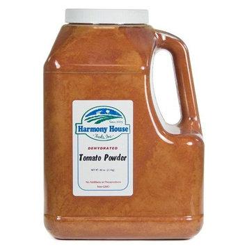 Harmony House Foods, Dehydrated Tomato Powder (80 oz, Gallon Size Jug)
