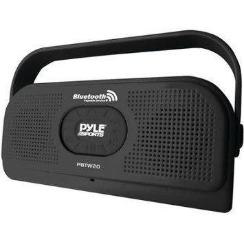 Pyle PBTW20BK Surf Sound Party PBTW20BK - Speaker - wireless