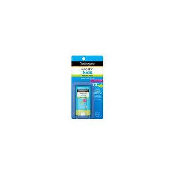Neutrogena Wet Skin Kids Sunscreen Stick, SPF 70 0.47 oz.(pack of 6)