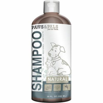 Paws & Pals Dog Argan Shampoo-Conditioner