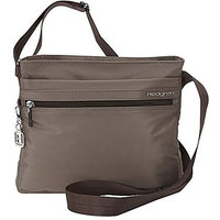Hedgren Fola Shoulder Bag with RFID Protection, Women's, One Size (Sepia Brown)