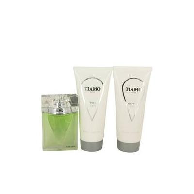 Gift Set -- 3.4 oz Eau De Parfum Spray + 6.8 oz After Shave + 6.8 oz Shower Gel