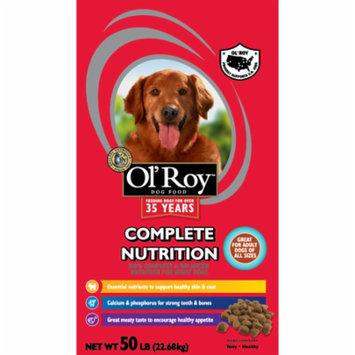 Ol' Roy Complete Nutrition Adult Dry Dog Food, 50 lb