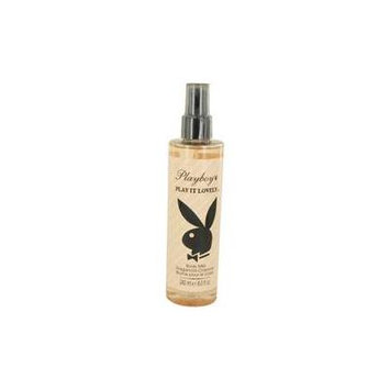 Playboy Play It Lovely by Playboy Body Mist 8 oz
