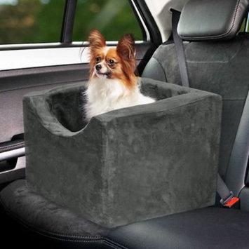High Density Foam Pet Car Booster Seat in Grey