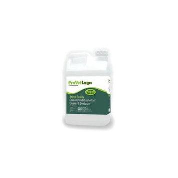 ProVetLogic V01-25MN Animal Facility Disinfectant pack 2 2.5 Gallon EZ Pour Bottle