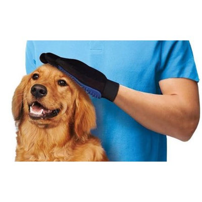 Etcbuys Pet Dog Cat Brush Glove Mitt Deshedding Glove For Gentle Pet Grooming Massage Bathing Brush Comb For Long And Short Hair