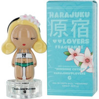 Harajuku Lovers Sunshine Cuties G Women Eau De Toilette Spray by Gwen Stefani, Mini, 0.33 Ounce