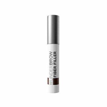 WUNDER2 Wunderbrow Fiber Filler Long-Lasting & Conditioning Eyebrow Powder, Auburn, 0.07 Ounce