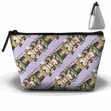 Cosmetic Makeup Bag Ballet Nutcracker Trapezoid Cosmetic Bag Travel Cosmetic Bags Multiple