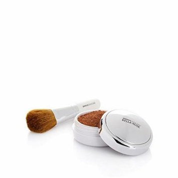 Serious Skincare ProMinerals Bella Rose Foundation SPF 15 with Brush - Dark