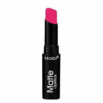 (6 Pack) Nabi Cosmetics Matte Lipstick Matte Rose Pink