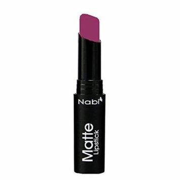 (6 Pack) Nabi Cosmetics Matte Lipstick Matte Purple