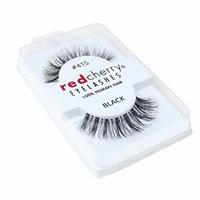Red Cherry 100% Human Hair False Eye Lashes Fake Eye Lashes #415 Ivy 12 Pack