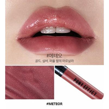 PONY EFFECT Galaxy Lip Gloss 3 Shades (#METEOR)