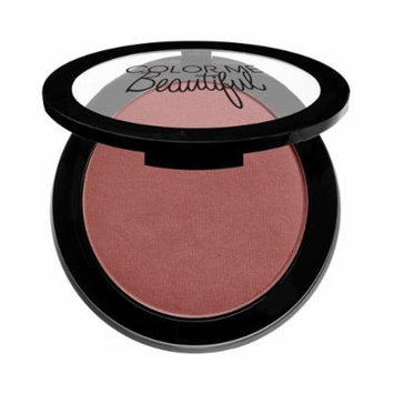 Color Me Beautiful Color Pro Mineral Blush - Mulberry