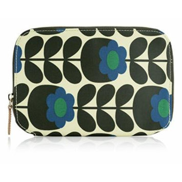 Gifts & Sets by Orla Kiely Primrose Jade Brush Case