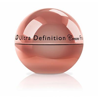 LA Splash UD Ultra Define Matte Cream Foundation (Honey) Foundation, Concealer, Makeup, Professional, Paraben-Free