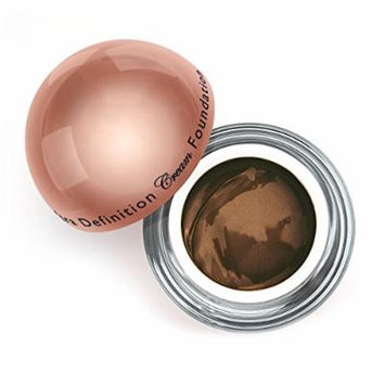 LA Splash UD Ultra Define Matte Cream Foundation (Chocolate) Foundation, Concealer, Makeup, Professional, Paraben-Free