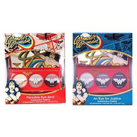 Wonder Woman Eyeshadow Palettes