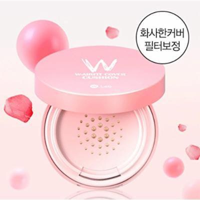 W.LAB W-Airfit Cover Cushion #21 Pink Beige Pony's Choice