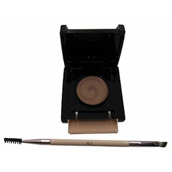 Doll 10 Brow Lights in Universal and Brush No. 6