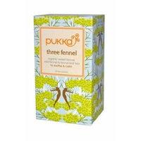 (10 PACK) - Pukka Three Tulsi Herbal Tea| 20 Bags |10 PACK - SUPER SAVER - SAVE MONEY