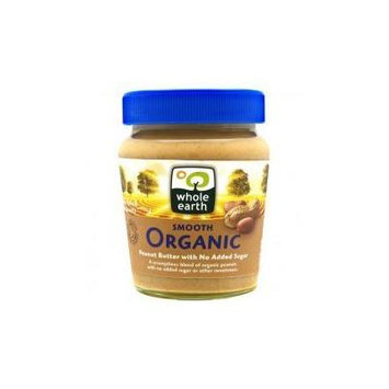 Biona Organic Smooth Peanut Butter 250g by Biona
