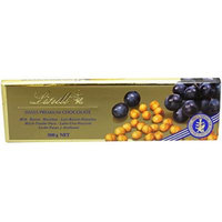 Lindt Gold Bar Milk Hazelnut & Raisin 300g